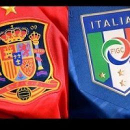 Прогноз на захватывающий поединок ЧМ-2018 Испания-Италия, 02.09.2017