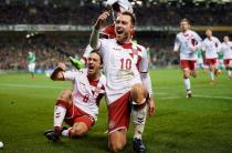 Профессиональный прогноз на футбол, Лига Наций, Дания – Исландия, 15.11.2020