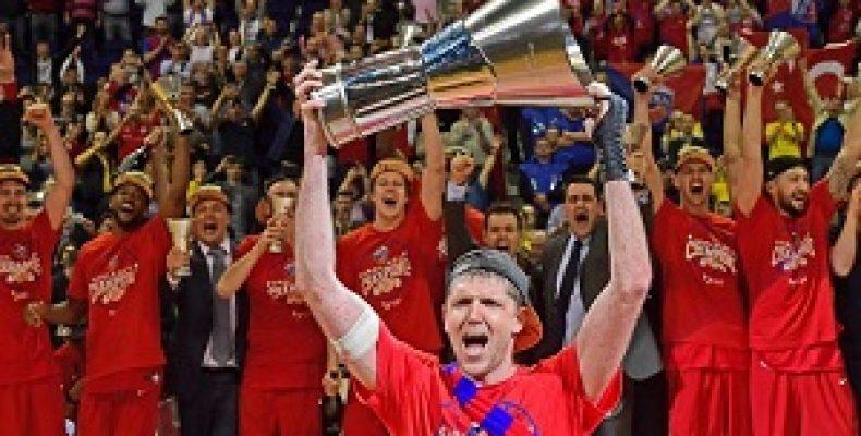 Букмекеры выставили котировки на баскетбольную Евролигу 2017/18