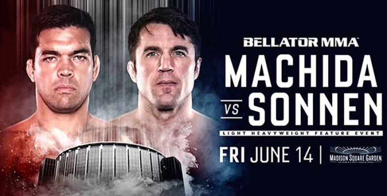 Лиото Мачида против американского гангстера Чейла Соннена. Прогноз на бой Bellator 222